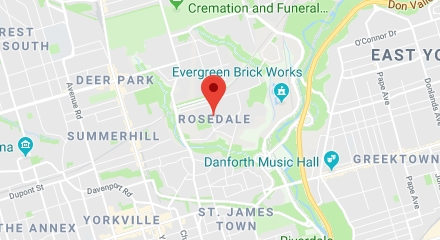Rosedale & Moore Park / Forest Hill / Lawrence Park